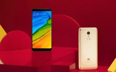 Xiaomi Redmi 5 Plus si Xiaomi Redmi Note 4 sunt disponibile la oferta la Gearbest