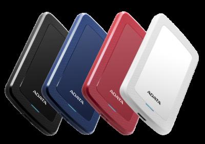 ADATA lanseaza hard disk-urile externe HV300 si HD330