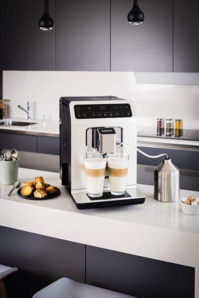 Espressorul Automat Evidence de la Krups – secretul cafelei reusite