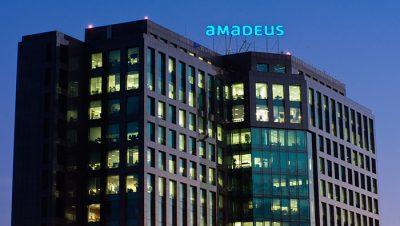 Amadeus – rezultate financiare anuale foarte bune, susținute de consolidarea prezenței internaționale