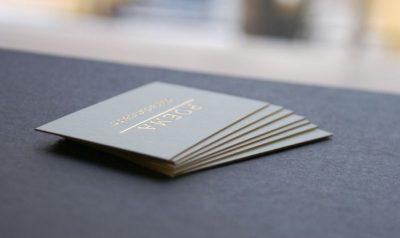 Cartile de vizita – O eticheta in afaceri