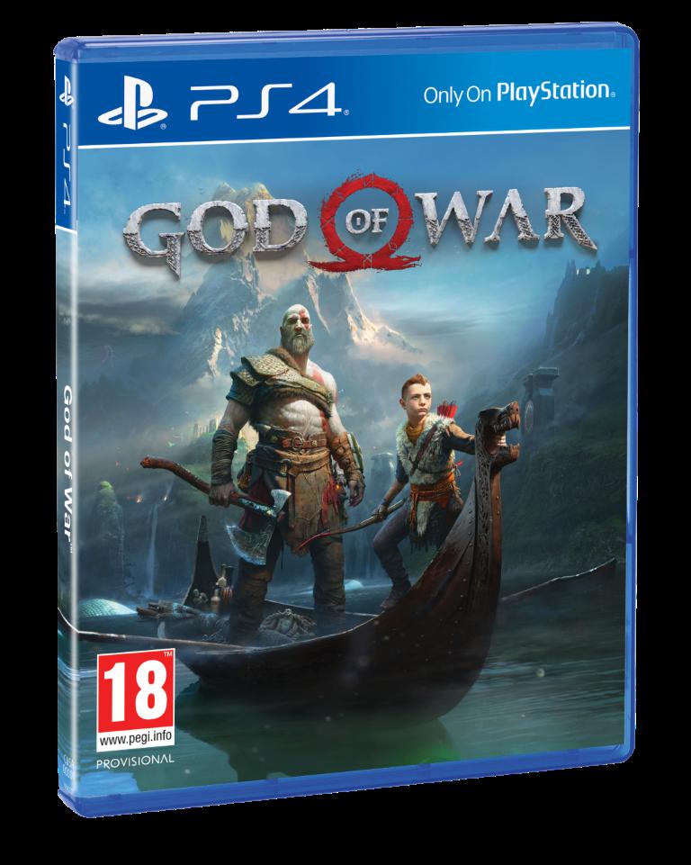 God of War, cel mai așteptat joc exclusiv PlayStation 4, se lansează astăzi