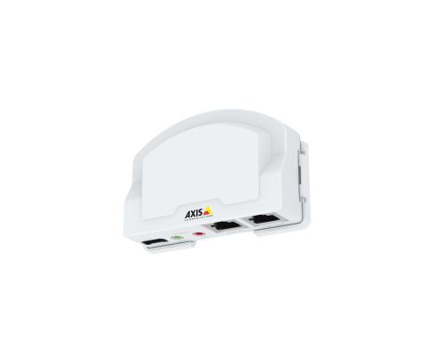 AXIS T61 – adauga  functionalitate audio si I/O camerelor de retea