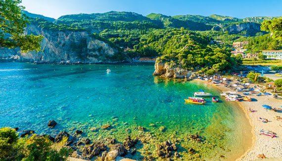 Corfu sau Insula de Smarald