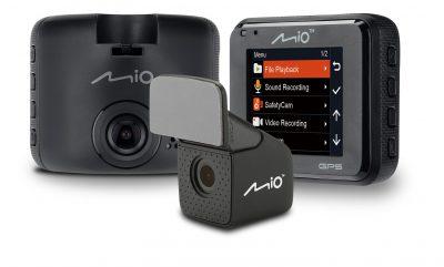 Mio lansează MiVue C380 Dual, camera video auto ce oferă de două ori mai multă siguranță la volan