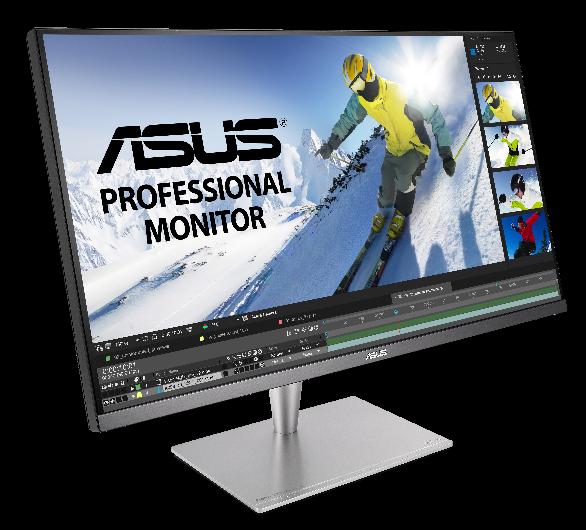 """ASUS lansează în România monitorul profesional de 32"""" 4K UHD IPS ProArt PA32UC"""