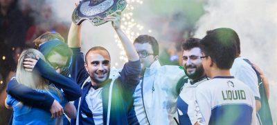 SAP sponsorizează Team Liquid una dintre cele mai de succes echipe de sporturi electronice