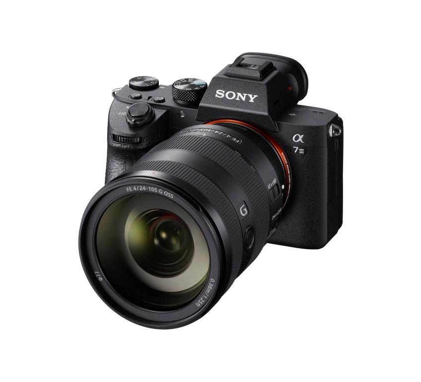 Sony prezintă în premieră în România camera foto mirrorless full-frame α7 III