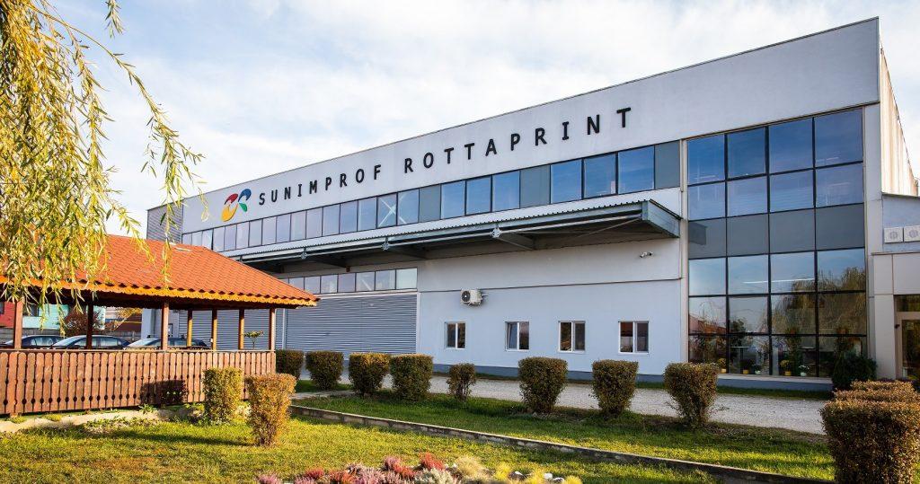 Sunimprof Rottaprint, cel mai mare producător de etichete autoadezive din România, a înregistrat anul trecut venituri de circa 20 de milioane de euro