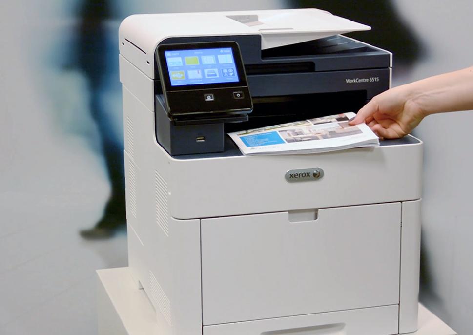 Echipamentul multifunctional Xerox Work Centre 6515 castiga un premiu pentru design