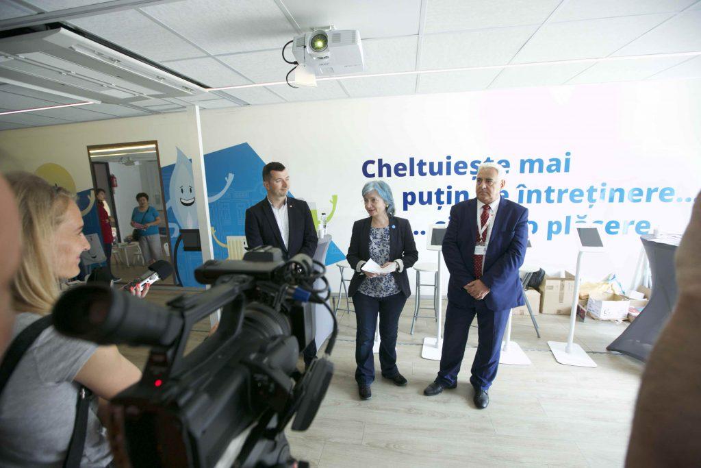 Ultima oprire a campaniei Comisiei Europene de informare privind eficiența energetică este la Craiova