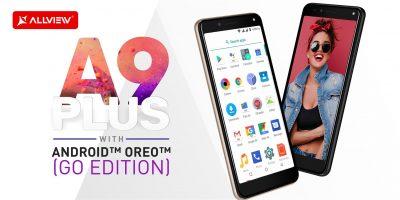 Allview lansează A9 Plus, primul telefon cu Android Go