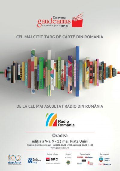 Târgul GAUDEAMUS Oradea 2018 se deschide mâine!