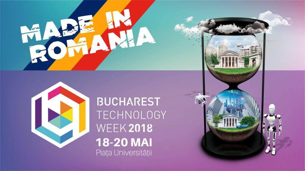 Tehnologia Made in RO prezentă la Bucharest Technology Week