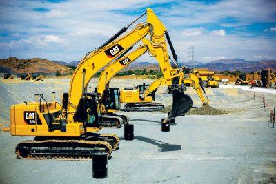 Bergerat Monnoyeur Caterpillar – New Range New Rules