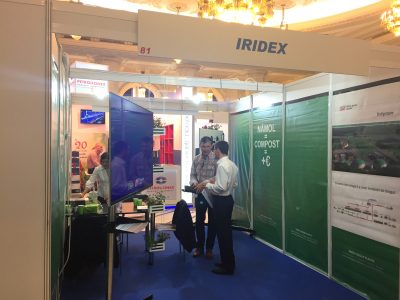 Solutii Iridex Group Plastic pentru o apa curata la  ExpoApa