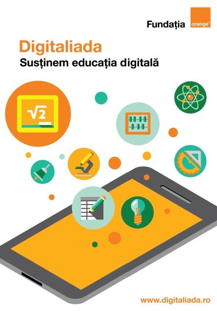 Materiale digitale inovative premiate în cadrul concursului #Digitaliada