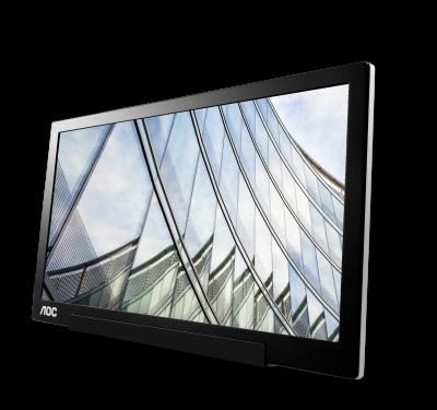 Monitor Portabil: AOC lansează un nou model cu conectare USB-C