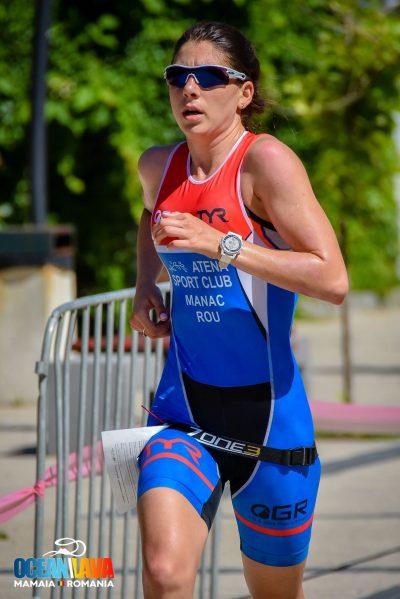 Drumul spre Olimpiadă: prima medalie la o Cupă Continentală pentru triatlonul românesc, prin Antoanela Manac