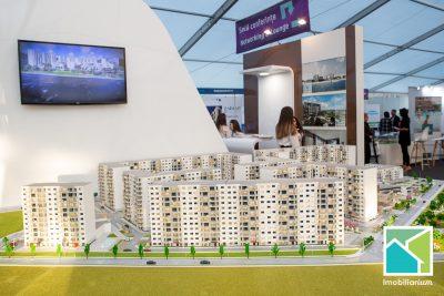 mobiliarium: circa 60% din imobilele achiziționate se află în faza de construcție și 20% în faza de plan