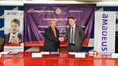 Philippine Airlines (PAL) alege tehnologia Amadeus pentru a-și atinge obiectivele de 5 stele
