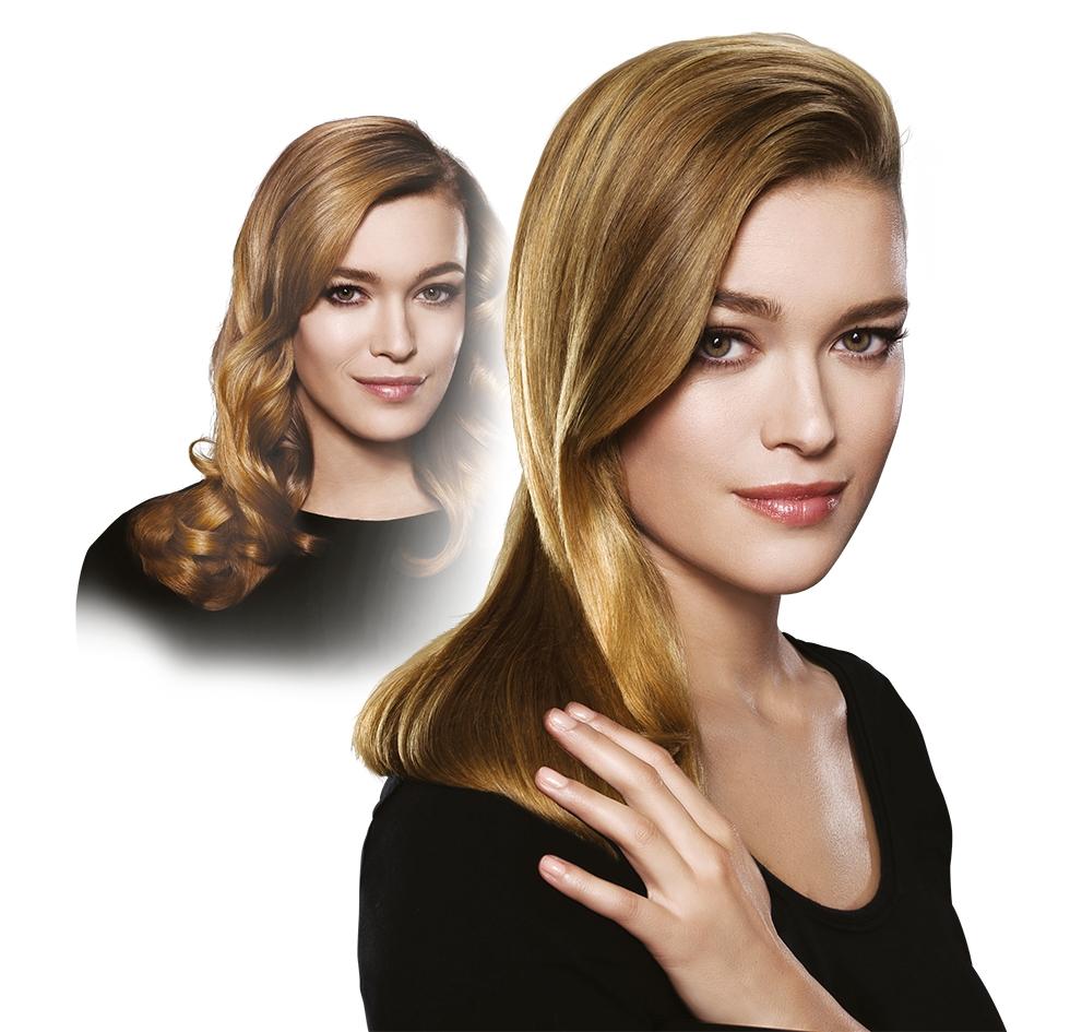 Chic diva cu Rowenta Premium Care Liss & Curl Par drept sau beach waves?