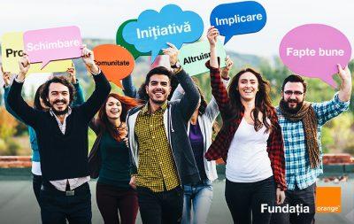 """40.000 euro pentru 6 proiecte de filantropie prin programul """"Susține un ONG!"""""""