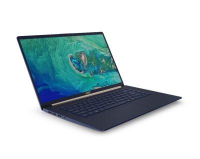 Acer lanseaza notebook-ul Swift 5 cu ecran de 15 inch si greutate sub 1 kg