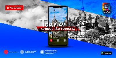 Allview anunță lansarea aplicației Touravi, ghidul turistic vocal personal