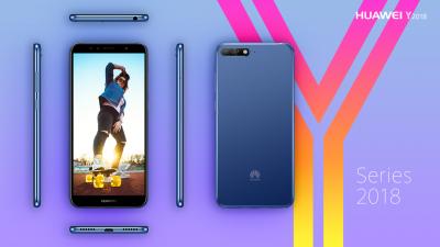 Huawei anunță disponibilitatea locală a modelelor Huawei Y6 2018 și Huawei Y7 Prime 2018