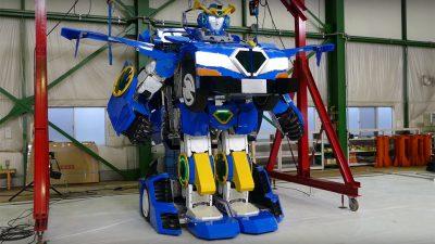 Optimus Prime a devenit realitate