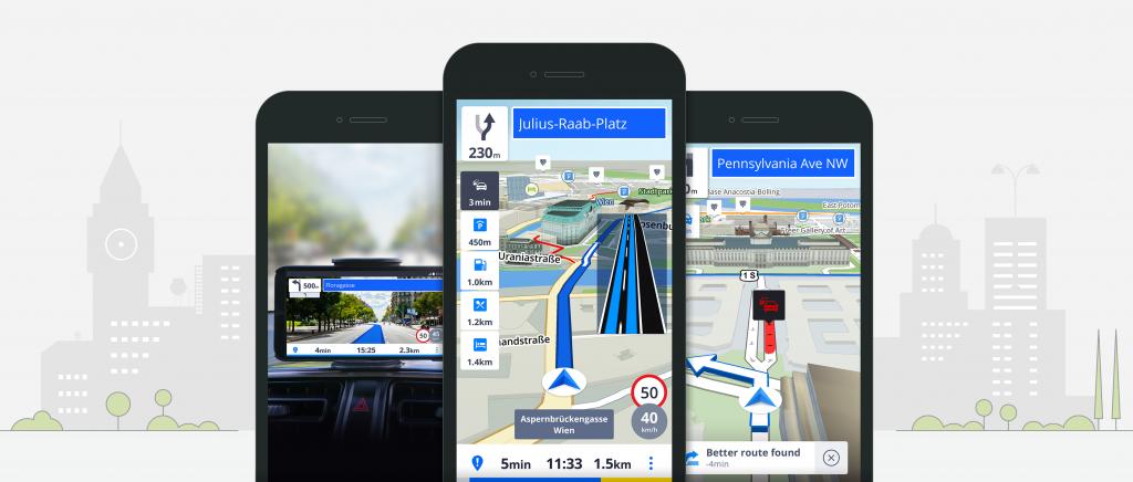 """Sygic lansează """"Alegerea predictivă a rutei"""" pentru Aplicația sa de Navigare GPS"""