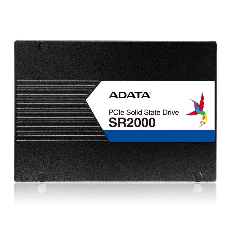 ADATA lanseaza seria de SSD-uri SR2000 din clasa Enterprise SSD-urile SR2000SP U.2 PCIe si SR2000CP PCIe HHHL AIC ofera specificatii de tip enterprise legate de capacitate, durabilitate si flexibilitate