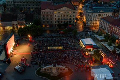"""Peste 3500 de oameni au văzut """"Foxtrot"""" la TIFF 2018"""