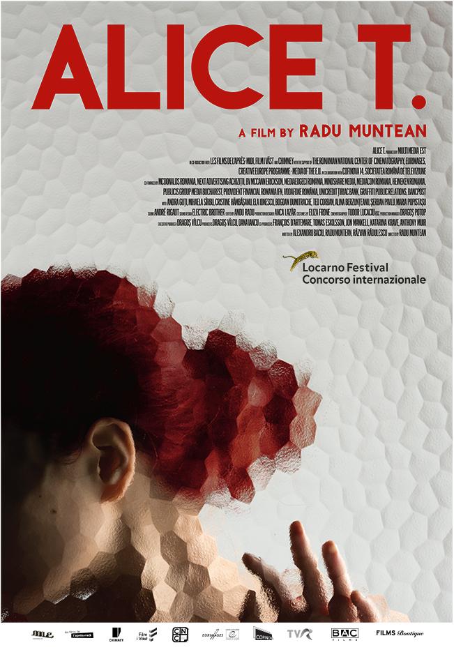 """Filmul """"Alice T."""" în regia lui Radu Muntean – premieră mondială în competiția internațională a Festivalului de Film de la Locarno"""