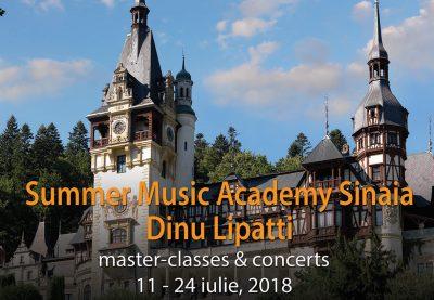 Summer Music Academy Sinaia Dinu Lipatti 2018