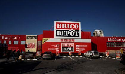 Brico Depôt deschide pop-up store-uri în 3 orașe și continuă strategia grupului de a transforma piaţa de amenajare a locuinţei din România
