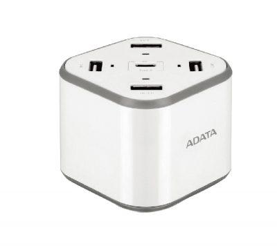 ADATA lansează noua gamă de produse pentru încărcare  Noile suporturi de încărcare wireless, încărcătoarele de mașină și o stație de încărcare mențin dispozitivele mobile la capacitatea lor maximă