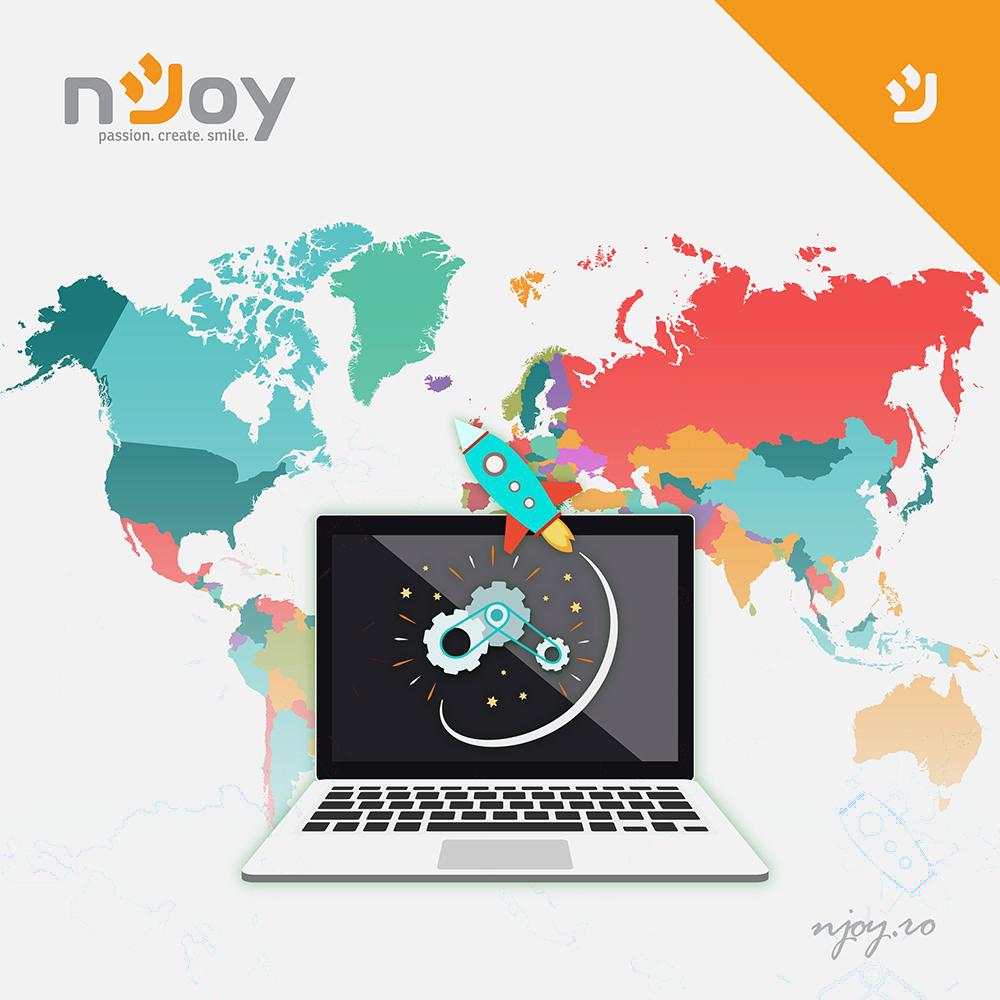 Extinderea regionala si a portofoliului de produse nJoy
