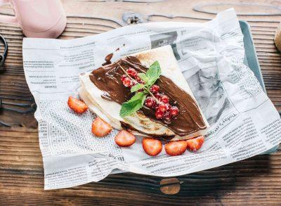 Foodpanda: Unul din zece români comandă online desert