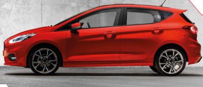 Putere de oprire Ferodo® pentru noul Ford Fiesta
