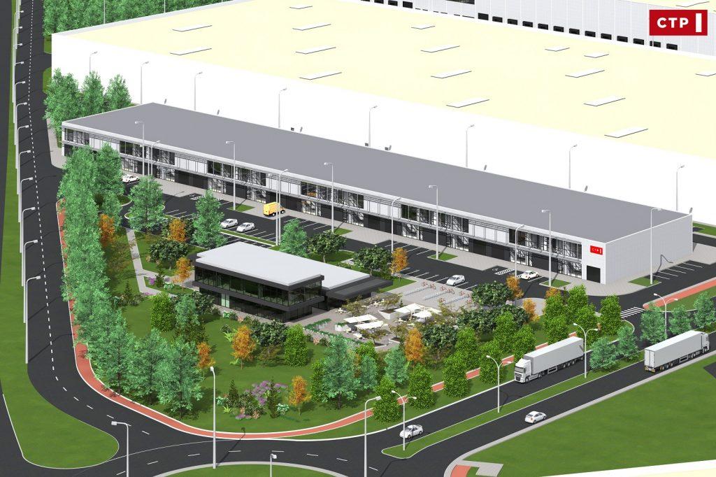 CTP investește în facilitățile și infrastructura din  CTPark Bucharest West