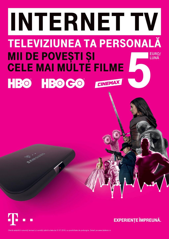 Telekom Romania lansează noua ofertă comercială nelimitată pentru segmentul rezidențial: abonamentul fără perioadă minimă contractuală