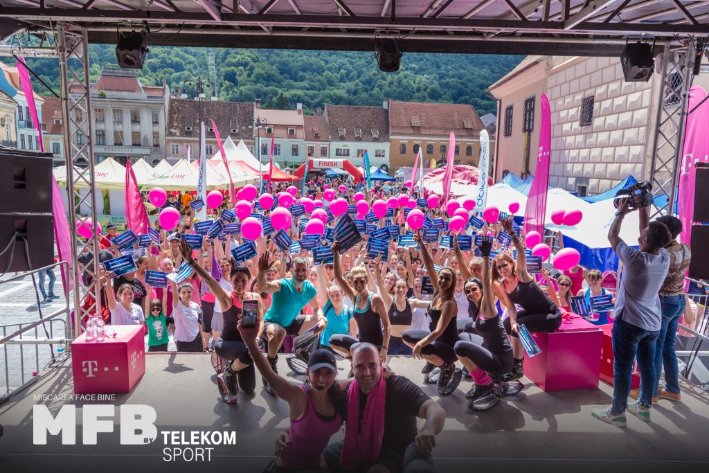 Studiu Telekom Romania: 83% dintre români și-ar dori să facă mai mult sport decât în prezent Timpul limitat și serviciul sunt principalele bariere