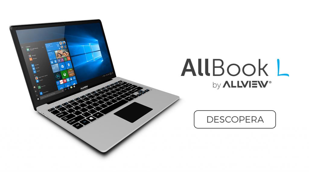 Prezentare Allview Allbook L