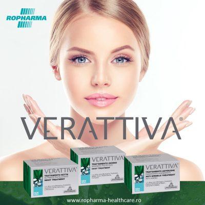Renumitul brand italian de cosmetice Specchiassol  a lansat în România gama Verattiva