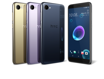 Review HTC Desire 12