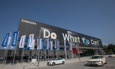 Samsung prezintă tehnologii de ultimă generație care modelează viitorul unei vieți conectate, la IFA 2018