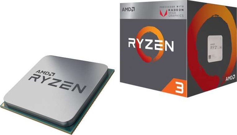Sistem desktop cu AMD Ryzen 3 2200G