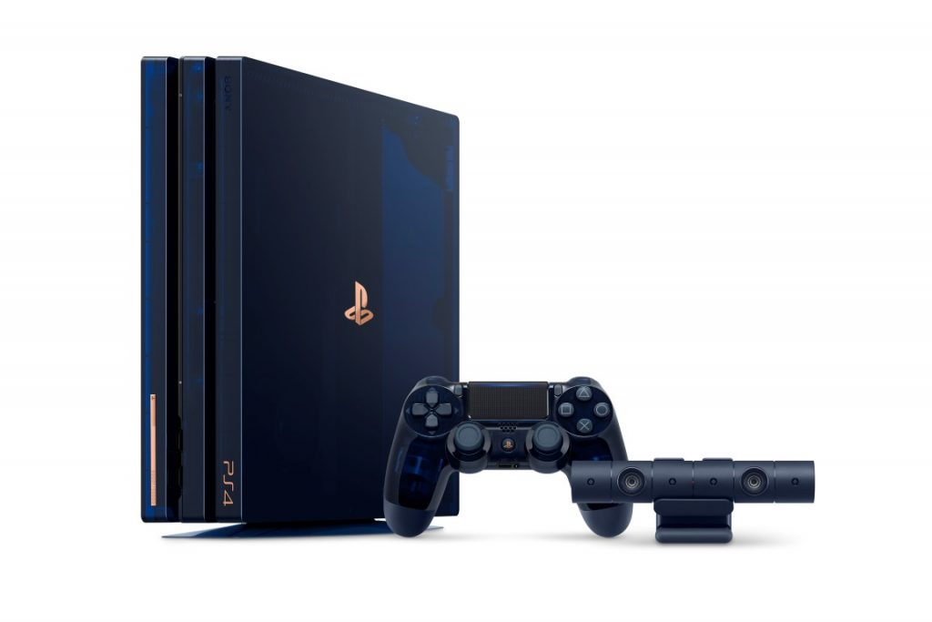 Sony Interactive Entertainment anunță ediția limitată a consolei Playstation4 Pro – 500 Million